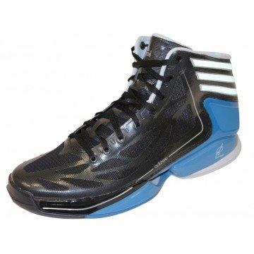 adidas Adidas Adizero Crazy Light 2 Schuhe Basketballschuhe schwarz