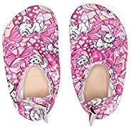 COEGA Sunwear Girls' Disney SS20 Pool Shoes, Pink M