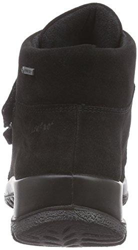 Legero - Softboot Halb, Sneaker alte Donna Nero (Nero (Nero 00))