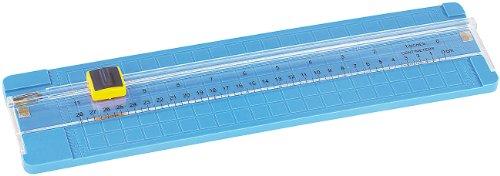 PEARL Schneidebrett Papier: A4-Papierschneidemaschine mit Ersatzklinge (Rollen Schneidemaschinen)