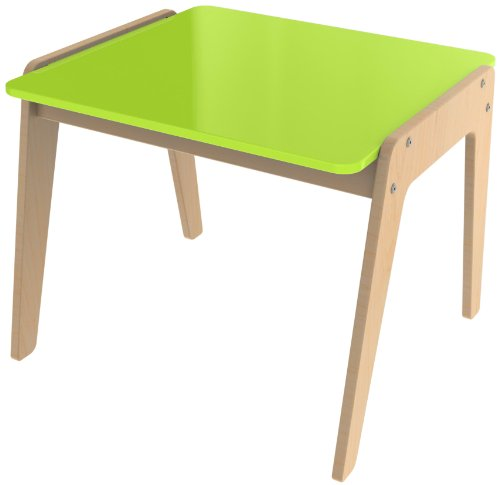 Millhouse Children's Wooden Table (Green)