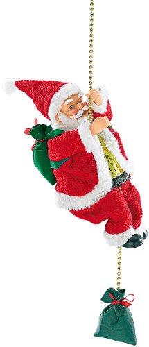 infactory Weihnachtsmann klettert: Kletternder Weihnachtsmann Santa Crawl (Kletternder Nikolaus)
