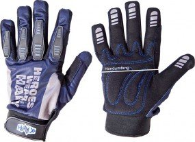 Preisvergleich Produktbild HAIX Premium Handschuhe - Multifunktionshandschuhe - Laufhandschuhe - Freizeithandschuhe (7)