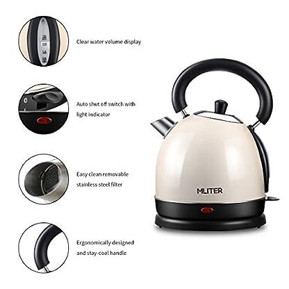 Edelstahl-Wasserkocher-Retro-3000W-MLITER-elektrischer-Teekessel-Schnellkoch-Wasserkocher-18L-mit-automatische-Abschaltung-und-Trockengehschutz-360-Grad-Sockel
