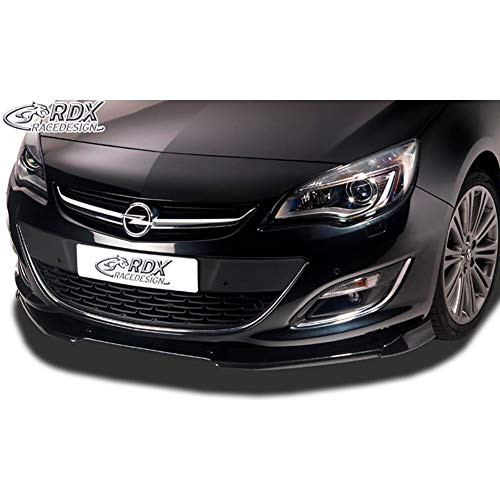 RDX Frontspoiler VARIO-X Astra J Facelift 2012+ Frontlippe Front Ansatz Vorne Spoilerlippe