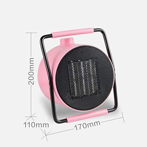 GCHOME Calefactor De Ventilador