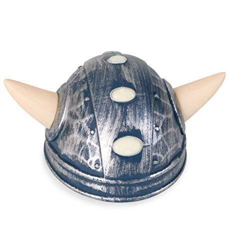 Kostüm Wikinger Helme - KarnevalsTeufel Wikinger-Helm, Karneval, Fasching, Mottoparty