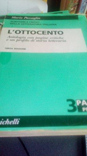 Scrittori e critici della letteratura italiana. Per gli Ist. Tecnici: 3\1