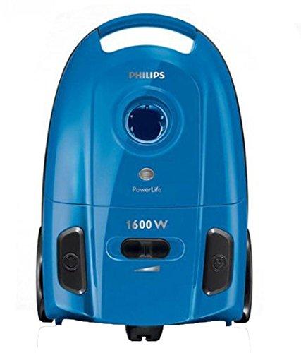 Philips FC8444/02 Dry Vacuum Cleaner (Black & Blue)