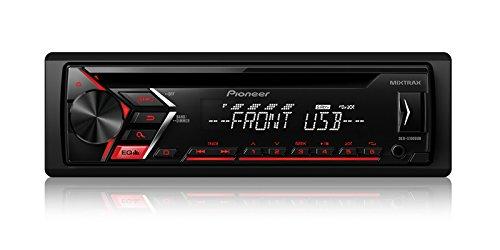 Pioneer Single DIN Auto Stereo