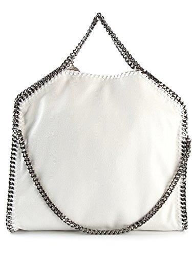 Stella-Mccartney-Womens-234387W91329116-White-Polyester-Handbag