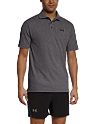 Under Armour Mens Performance Wicking Stretch Fabric Polo Shirt