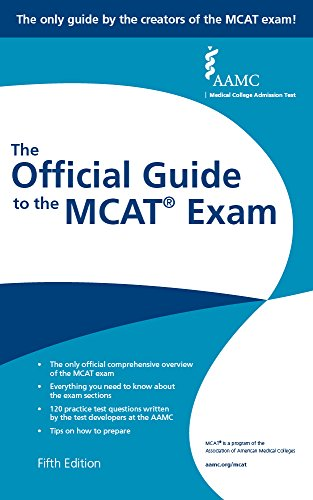 MCAT - The Official Guide to the MCAT® Exam, Fifth Edition (English Edition)