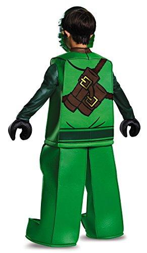 Imagen de disfraz lego ninjago lloyd prestige, pequeño, edad 4 a 6años, altura 4'0