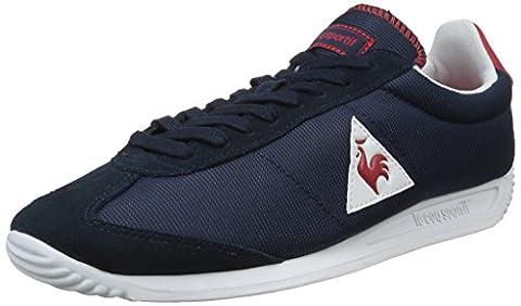Le Coq Sportif Unisex-Erwachsene Quartz Sneakers, Blau (Dress Bluedress Blue), 43 EU