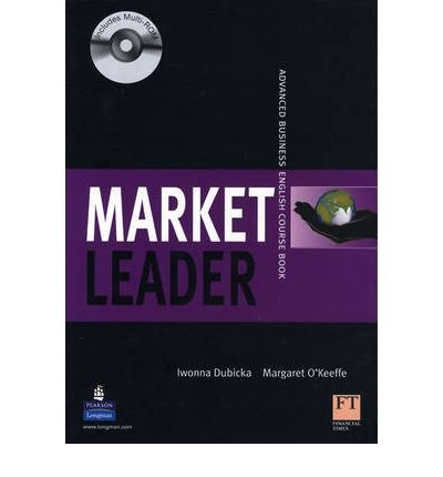 [(Market Leader Advanced Coursebook/Multi-Rom Pack)] [Author: Margaret O'Keeffe] published on (April, 2008)