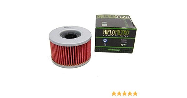Ölfilter Hiflo Hf111 Auto