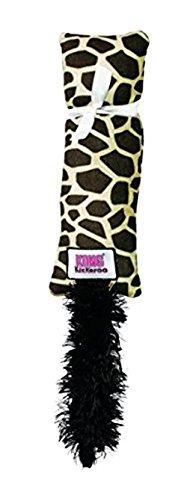 katzeninfo24.de Katzenspielzeug Nobby Kong Giraffe Kickeroo