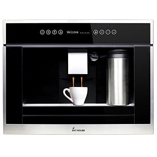Einbau-Kaffeevollautomat KM4501ED SensorTouch-Bedienung