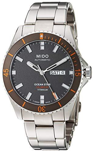 MIDO Ocean Star Captain Herren-Armbanduhr 42MM AUTOMATIK M026.430.44.061.00