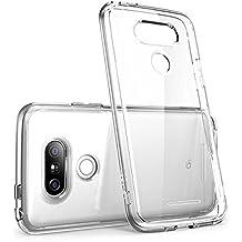 Housse pour LG G5 2016 i-Blason [Serie Halo] Etui / Coque hybride anti-choc
