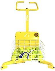 Tenis accesorios–hand-push portátil ball-picking carro