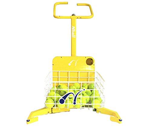 Tennisplatz Zubehör-hand-push tragbar ball-picking Warenkorb -