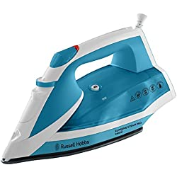 Russell Hobbs Supreme Steam Traditional Iron 23050, 2400 W - White/Blue