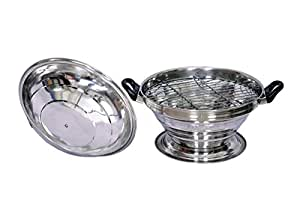 STAINLESS STEEL BATI AND ROTI MAKER