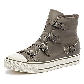 Ash - Virgin Classic Buckle Trainer Shoe, Perkish, 5 (38)