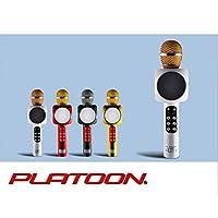 Platoon Pl-2466 Bluetooth Karaoke Mikrofon Sd-Usb