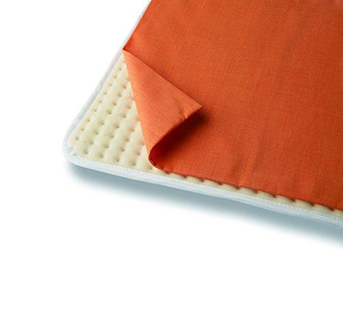 Daga   Almohadilla E  Economica  100W  38X27 4Temp  Autoestop  Autotest  Calentamiento Rapido  Textil Algodon Poliester.