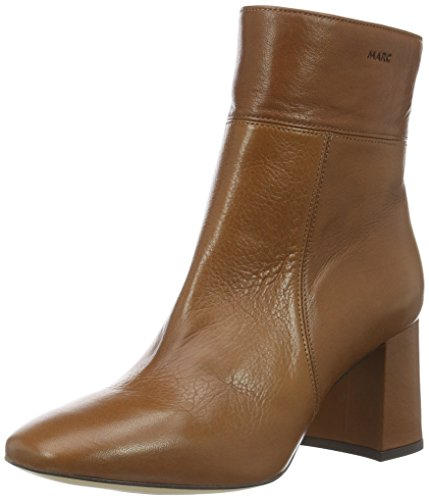 Marc Shoes Helena, Bottines à doublure froide femme Marron - Braun (Camel 00101)