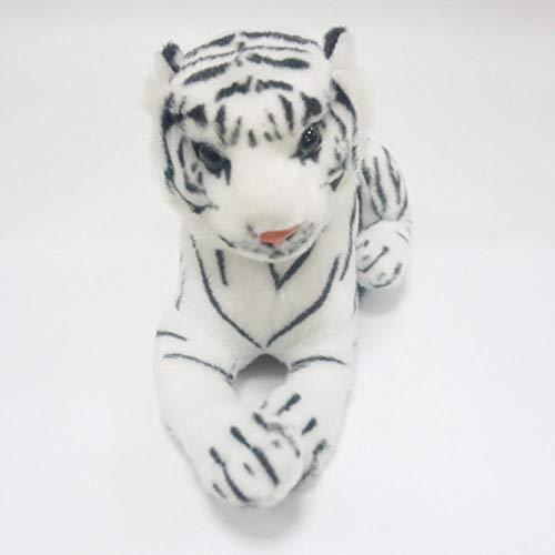 YRBB Juguete De Peluche 1 Unid 26 Cm Lindo De Peluche De Nieve Blanca Tigre Juguetes Muñecos De Peluche Animales Almohadas Niños Bebé Niños Regalos