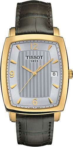Tissot Sculpture Line 18 KT T71.3.622.64 Reloj de Pulsera para Hombres