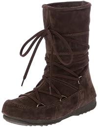 Tecnica M-Boot We Caviar Mid OCRA, Botas de Nieve para Mujer, Marrón (Braun (Dark Brown 2), 38 EU