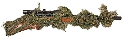 1,2 m Elastische Synthetische gewinde Farben Mixed Wald Ghillie Paintball Softair
