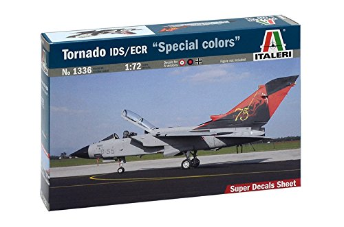 Italeri kit 1:72 aereo tornado ids/ecr