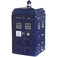 Doctor Who De Cermica Jar Tardis Cookies