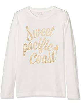 ESPRIT Mädchen Langarmshirt T-Shirt