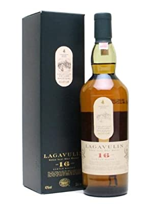 Lagavulin 16 Year Old / 20cl