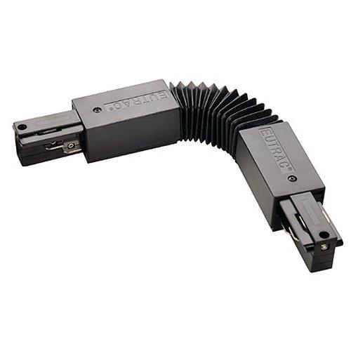 EUTRAC Flex-Verbinder für 3-Phasen HV-Schiene schwarz -