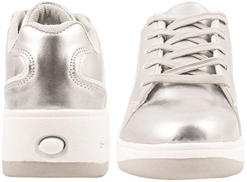 Elara, Sneaker bambini Silber Skater