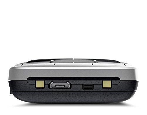 Gigaset SL450 Telefon - Schnurlostelefon / Mobilteil - mit Farbdisplay - Freisprechen - Design Telefon / schnurloses Telefon - platin schwarz - 5
