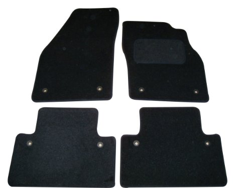 Sakura Car Mats in Black