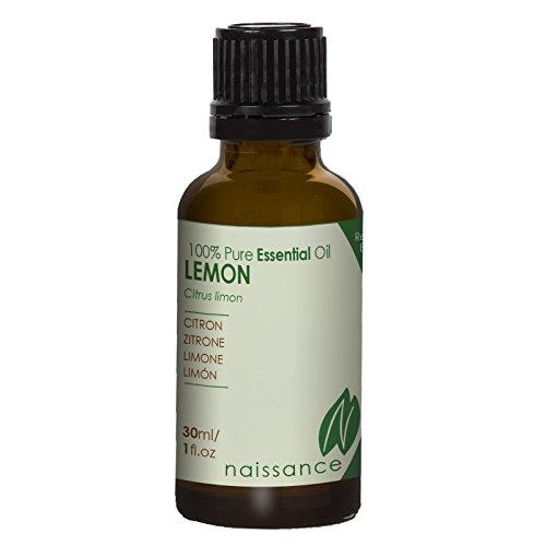 Naissance Olio di Limone - Olio Essenziale Puro al 100% - 30ml