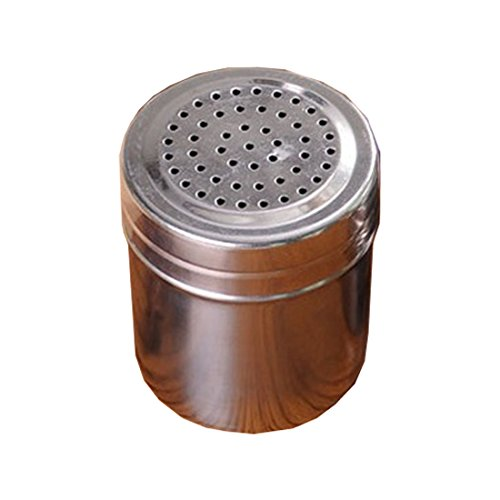 HBOS Stainless Steel Seasoning Box Seasoning Jar, Toothpick, Bell Pepper, Pepper Shaker, Hotel And Hotel Supplies.