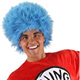 Hat Thing 1 and Thing 2 Wig (Adult) Dr. Seuss cat - - Dr Seuss The Cat in the Hat Thing 1 and Thing 2 Wig (for adults) Halloween size:. One-Size (japan import)