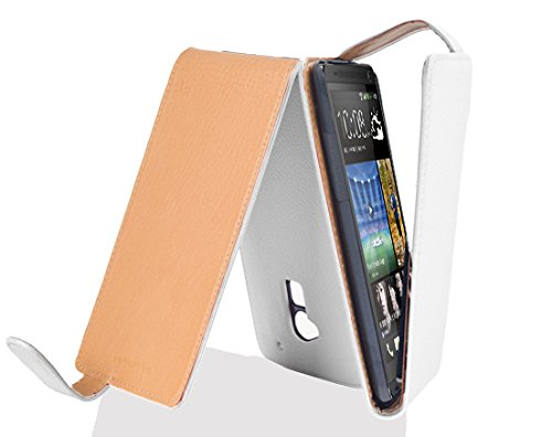 cadorabo-custodia-flip-style-design-per-htc-one-max-t6-etui-case-cover-involucro-bumper-in-bianco-fl