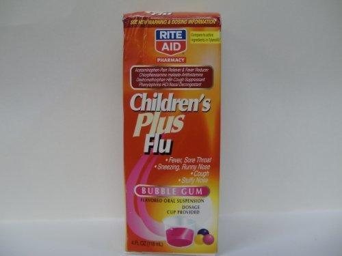 rite-aid-childrens-non-asprin-flu-bubblegum-flavor-4-oz-by-rite-aid